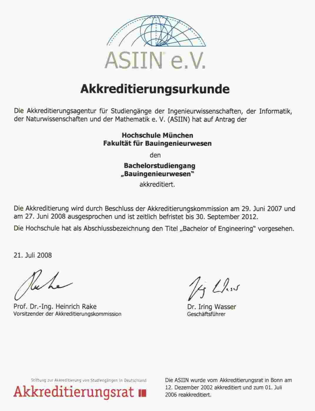 die bachelorstudiengnge der hochschulen augsburg normal und mnchen - Hochschule Mnchen Bewerbung